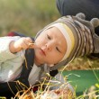 Baby Outdoors — Stock Photo #41492779
