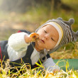 Baby Outdoors — Stock Photo #41492815