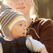 Baby Outdoors — Stock Photo #41492873