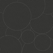 Vector Abstract Circle Background — Vetor de Stock