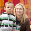 Mother and Son — Stock Photo #44063499