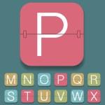 Mechanical Scoreboard Alphabet — Stock Vector #48537931