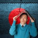 Japan earthquake — Stock Photo #5337177