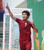 WONGKAEO Kritsada (7) of Thailand — Stock Photo