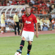 Постер, плакат: Phil Jones of Man Utd