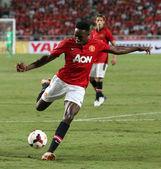 Danny Welbeck of Man Utd. — Stock Photo