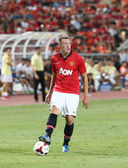 Phil Jones of Man Utd. — Stock Photo