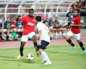 Wilfried Zaha of Man Utd. — Stock Photo