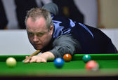 John Higgins of Scotland — Stock Photo