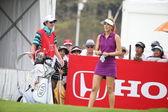 Michelle Wie of USA — Foto de Stock