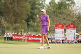 Anna Nordqvist of Sweden — Stock Photo