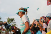 Lexi Thompson of USA — Foto de Stock