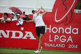 Stacy Lewis of USA — Foto de Stock