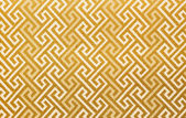 Texture of gold fabric skin — Stock Photo