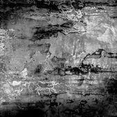 Projetado a textura da parede preta grunge estampada, plano de fundo — Foto Stock