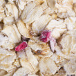 Fruit oat flakes - Foto de Stock