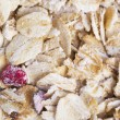 Fruit oat flakes - Stock fotografie