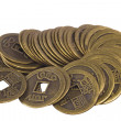 China coins — Stock Photo