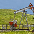 Stock Photo: Oil pump