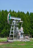 Pompa olio — Foto Stock
