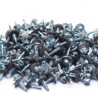 Stock Photo: Self-tapping screws