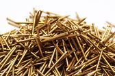 Metal nail — Stock Photo