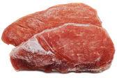 Frozen meat — Stock Photo