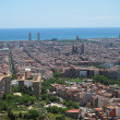 View of barcelona — Stock Photo