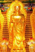 Golded Buddha — Stock Photo
