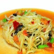 Papaya salad hot and spicy — Stock Photo #28438701