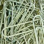 Paper clip — Stock Photo #6302189