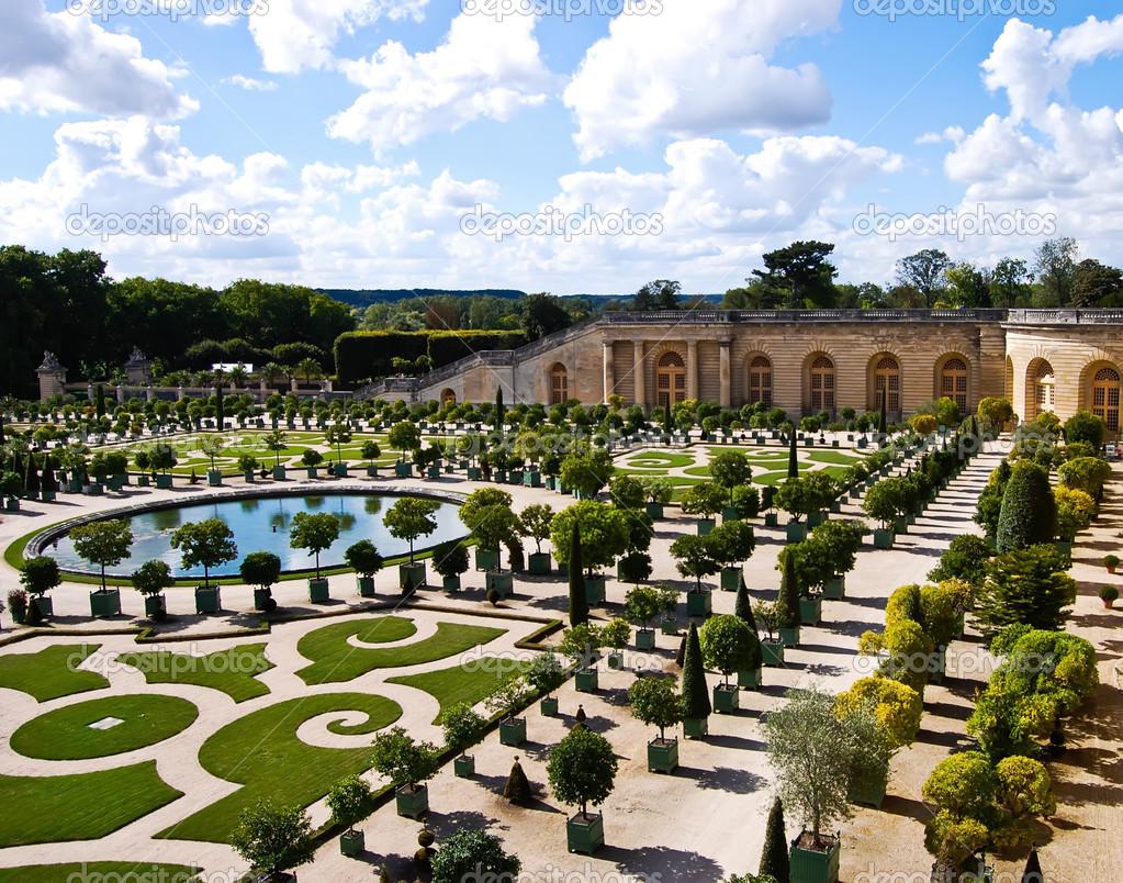 Jardins d coratifs ch teau de versailles en france for Jardins decoratifs