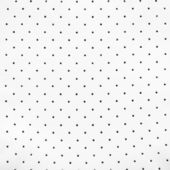 White leather texture with small black holes — Stock Photo