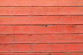 Texture of red wood planks — Stockfoto