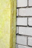House insulation — Stock Photo