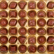 Variation of chocolate candy in box — Stock Photo #37593965