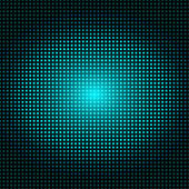 Shiny particle background — Stock Vector