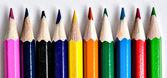 Color pencil — Stock Photo