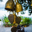 Buddhist bells — Stock fotografie #24191415