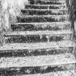 Stone staircase — Stock Photo