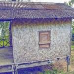 Wooden hut — Stock Photo #24193853