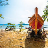 Boat in Thailand — Stock Photo