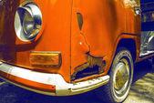 Parte vecchia macchina — Foto Stock