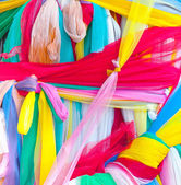 Color abstract fabric — Stock Photo