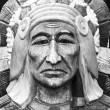 Chief, vintage style — Foto Stock