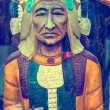 Chief, vintage style — Stock Photo #30830667