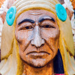Chief, vintage style — Stock Photo #30830675