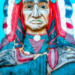 Chief, vintage style — Stock Photo #30830687