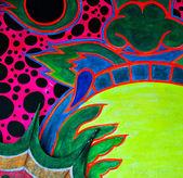 Rasta-Farben — Stockfoto