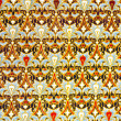 Drapery vector pattern. — Stock Photo